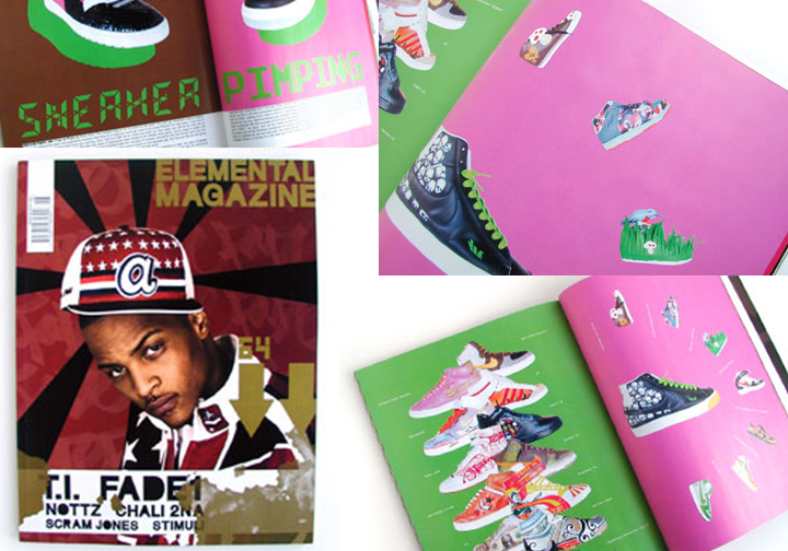 SNEAKER PIMPS PRESS