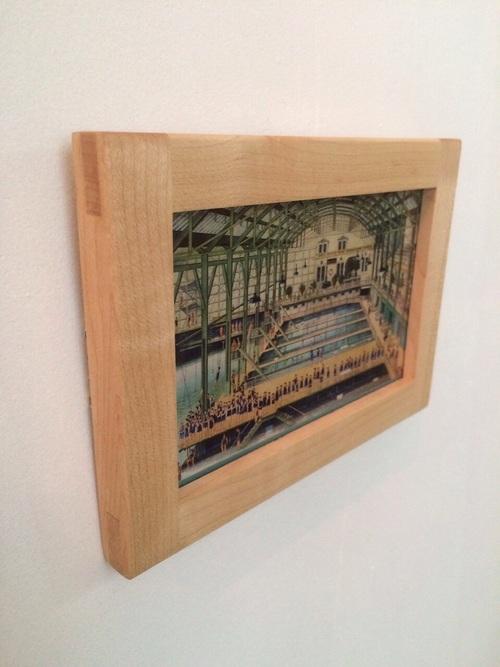 Classic 4x6 Maple Frame — Rose City Woodshop