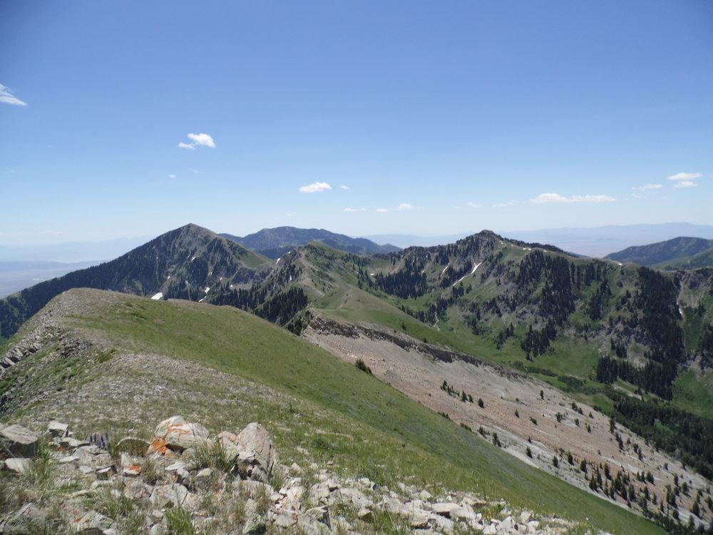 Kelsey Peak, Utah