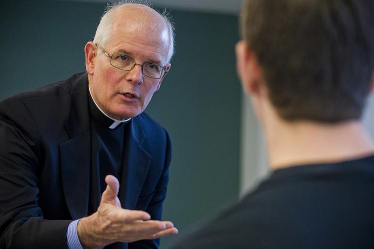 Fr. Jim Halstead, OSA
