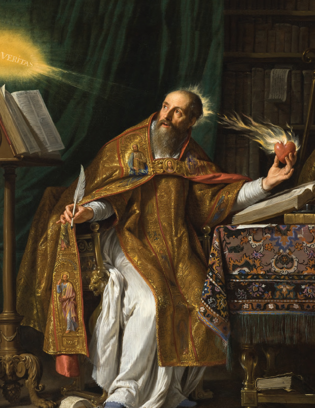 saint augustine from doubt to certitude augustinian vocations