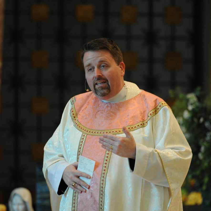Fr. Tom McCarthy, OSA homily