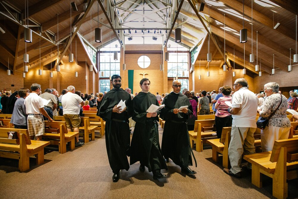 The 9 Steps of Augustinian Formation