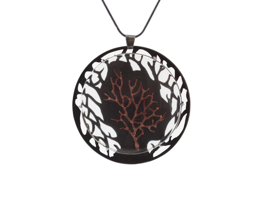OFK N099 %22Merah Necklace%22 (large red coral pendant).jpg