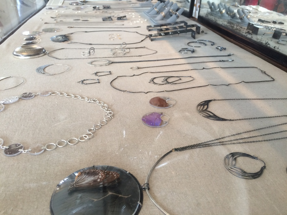 Luana Coonen Jewelry Trunk Show 2015