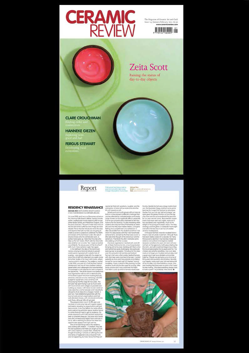 Ceramic Review Article 2011