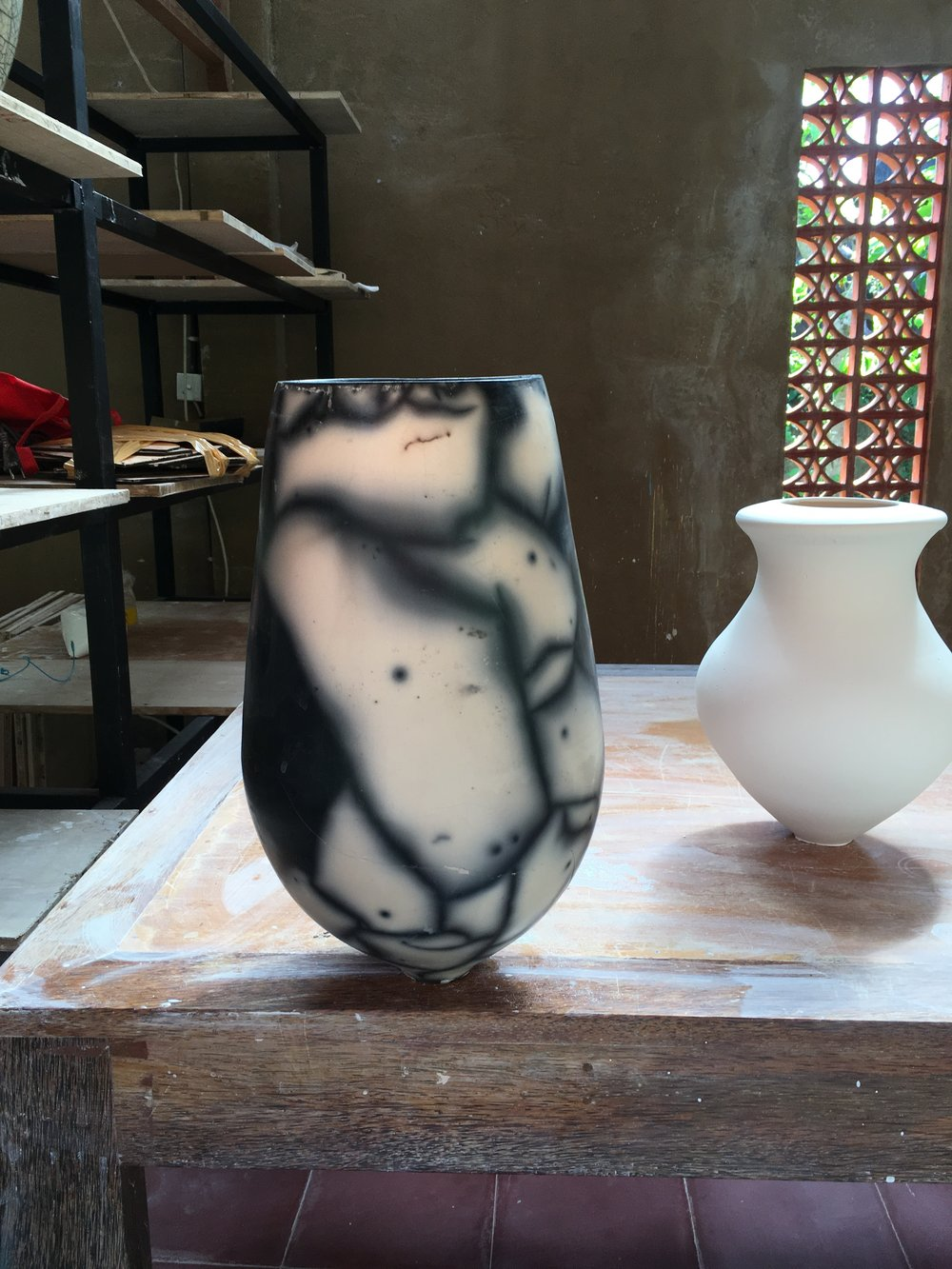 Residency in Gaya Ceramic Arts Center 2017, Ubud Bali, Indonesia