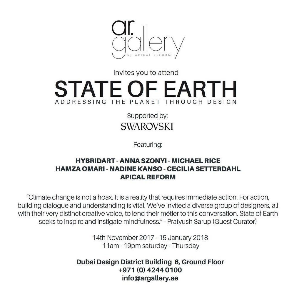Exhibiting with A R Gallery, opening Nov 2017