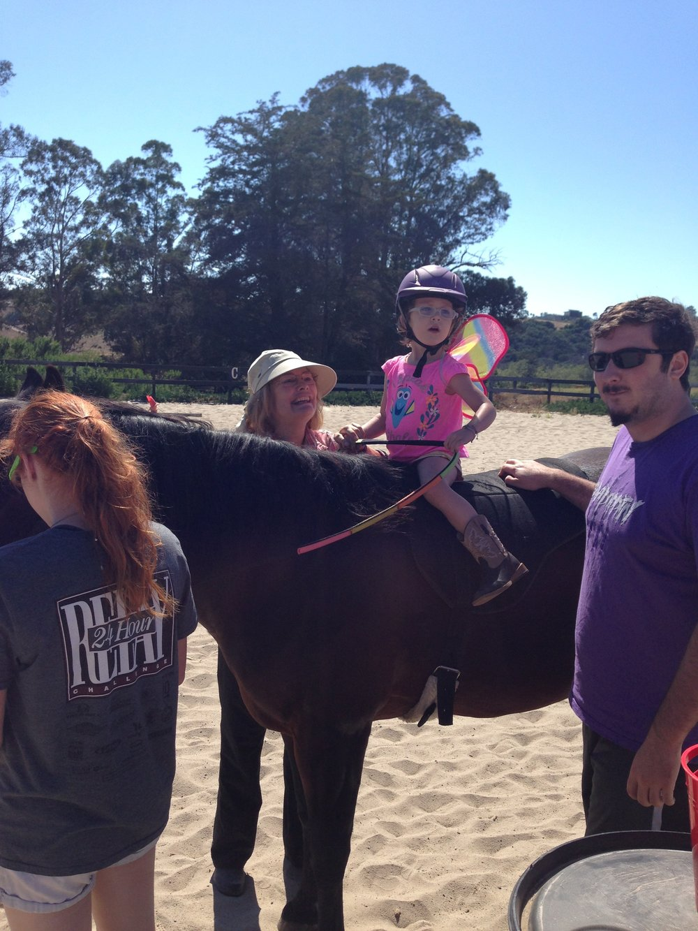 THERAPEUTIC RIDING CLASSES