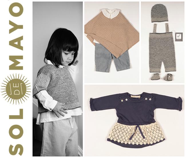 Sol de Mayo представит новую коллекцию на выставке KIDS RUSSIA 2017