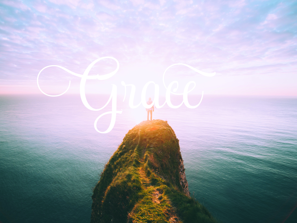 Grace! We talk as though we understand the term.  The bank gives us a grace period.  Celebrities falls from grace.  Musicians speak of a grace note.  We describe an actress as gracious, a dancer as graceful... But do we really understand it? Grace is the voice that calls us to change and then gives us the power to pull it off.