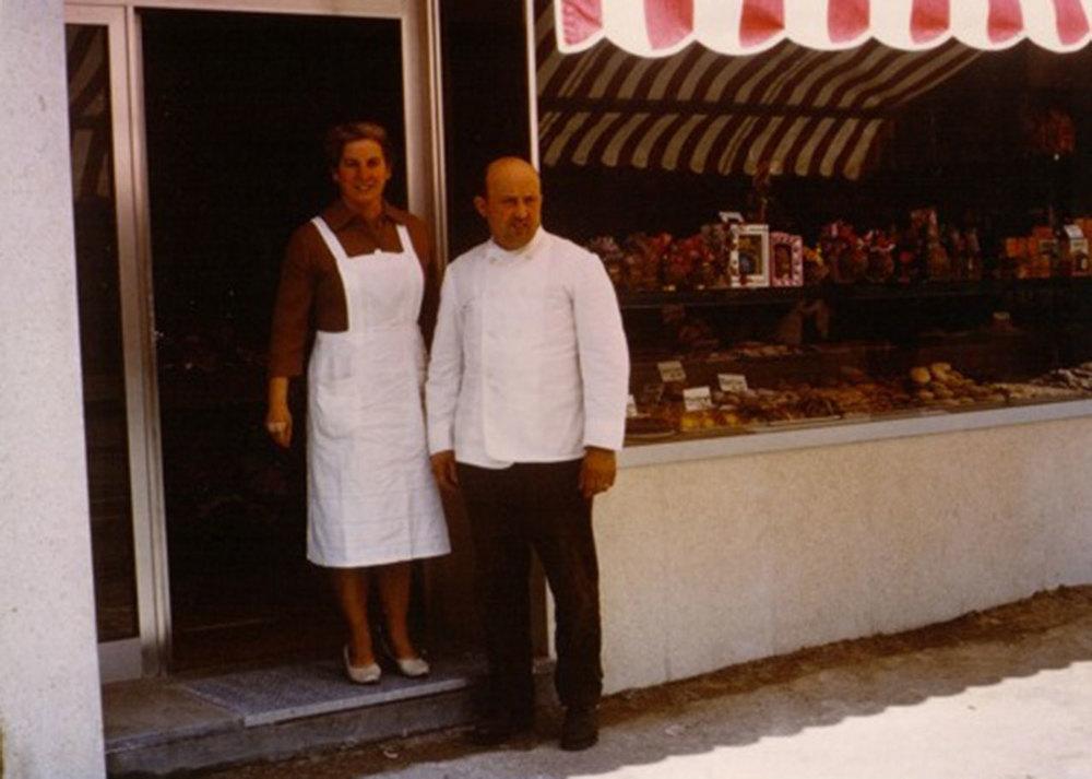 weber bäckerei birsfelden basel, dritte generation