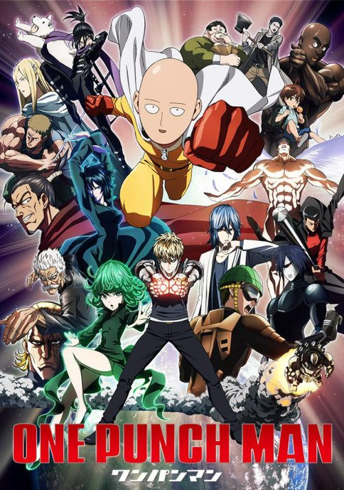 One punch man One+punch+man