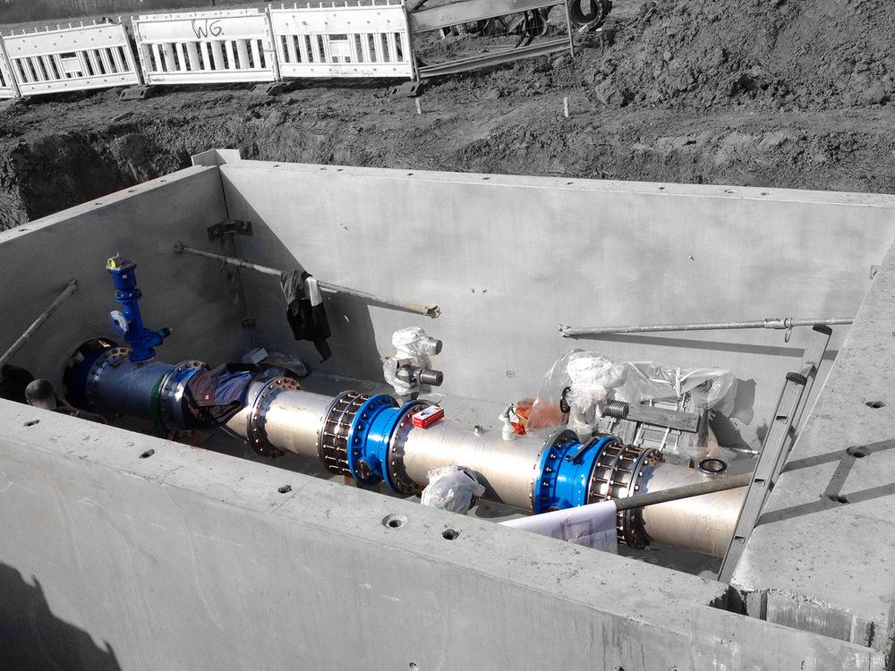 Kanalbau – Rohrleitungsbau