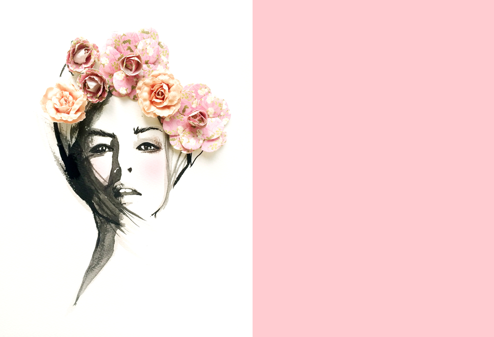 Hong Kong fashion illustrator