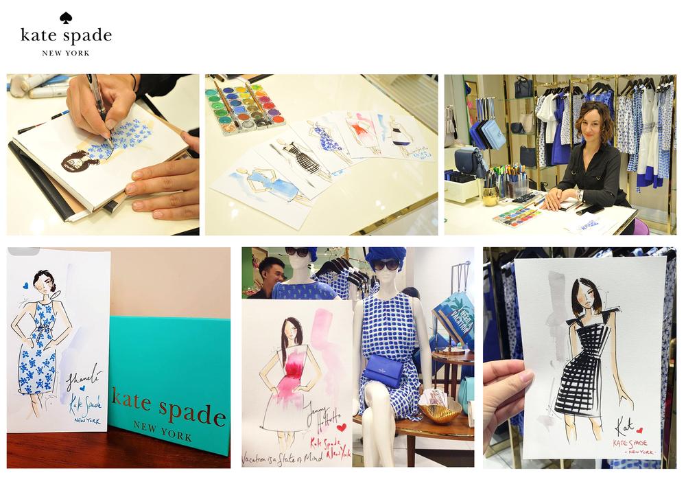 Hong Kong fashion illustrator