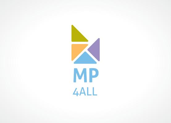 Logo MP 4 all