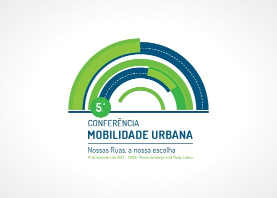 Logo Conferência Mobilidade Urbana