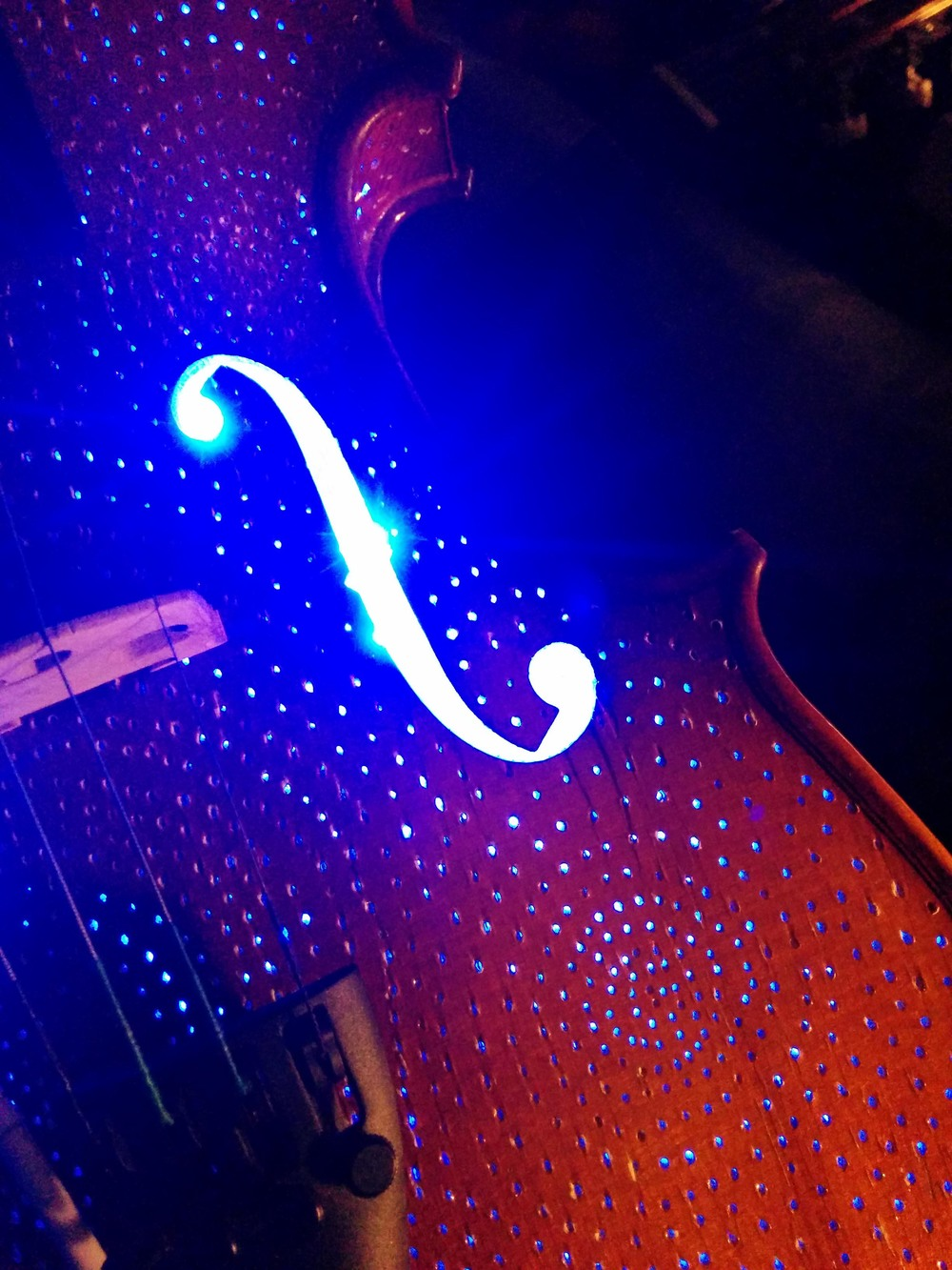 The Blue Violin (2014)
