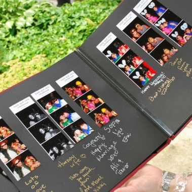 SCRAP BOOK SERVICES AVAILABLE *Included with our Wedding and Platinum Packages!
