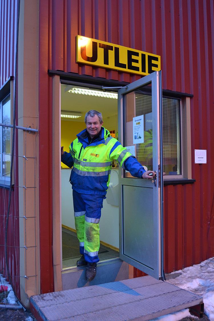 Hos Nordnes Narvik møter du hyggelige ansatte som står klar til å hjelpe deg.