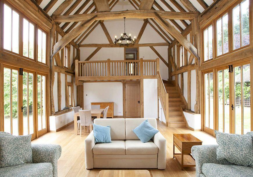 Oak Frame Farnham