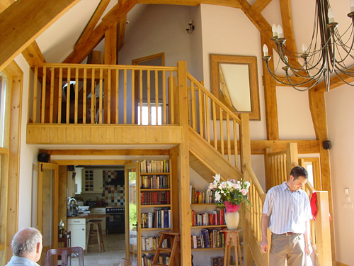 Oak Frame Berkshire 2