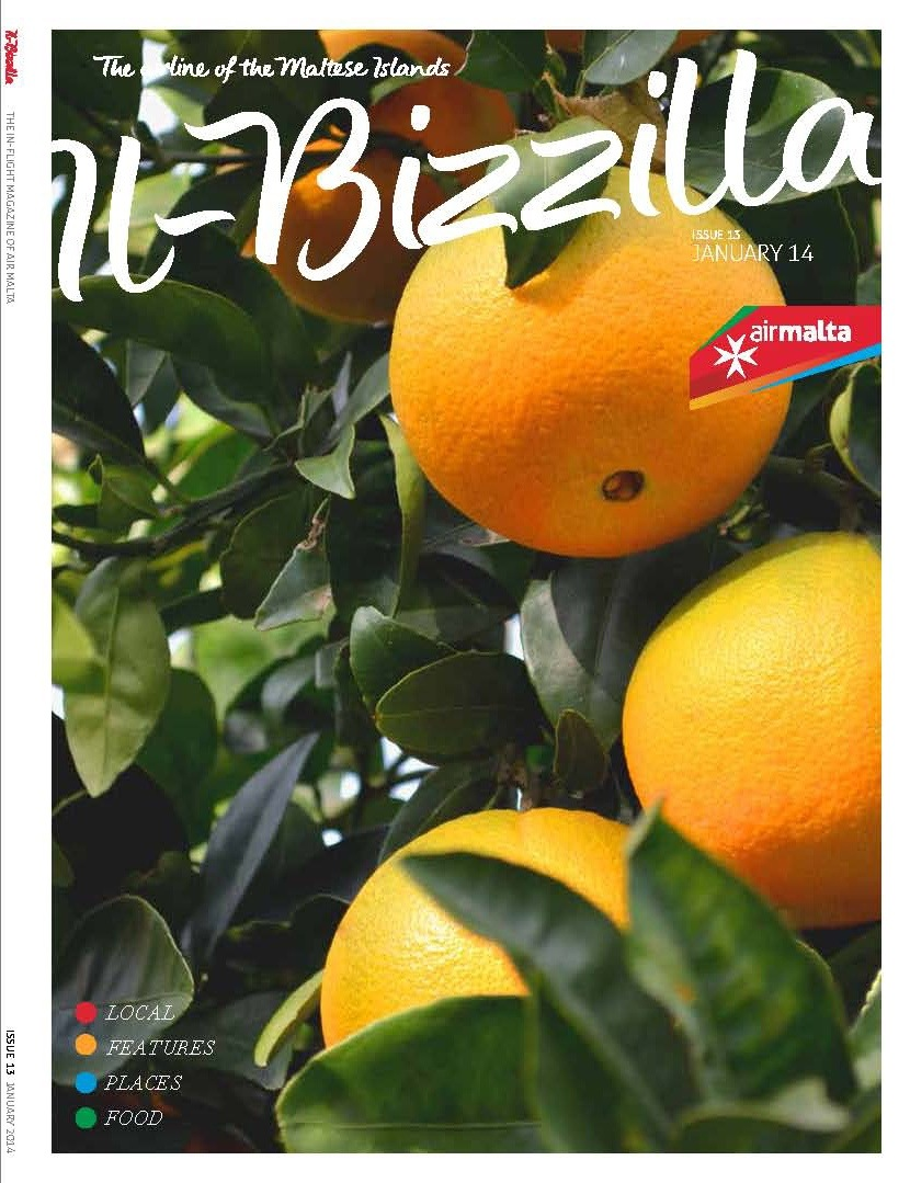 Air Malta Bizzilla March 2015