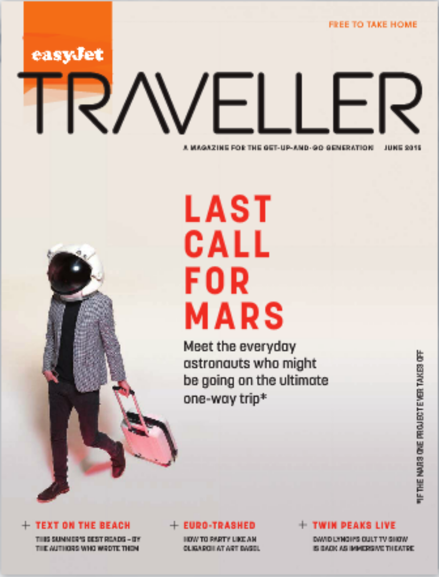 easyJet Traveller June 2015