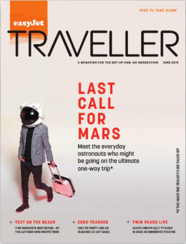 easyJet Traveller June 2015