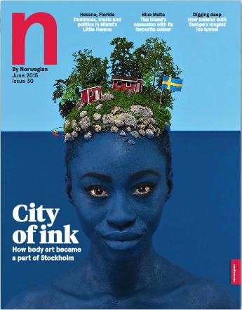 Norwegian Magazine June 2o15