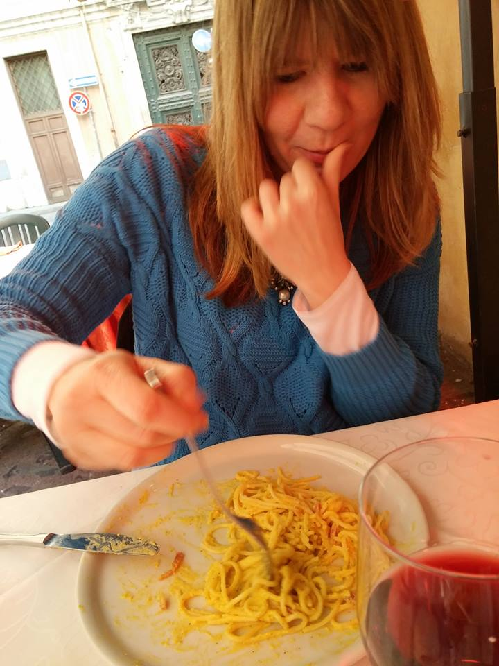 rome eating