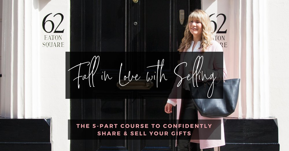 Fall In Love With Selling