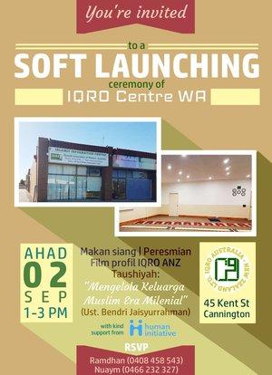 90b23d745759 Perth Centre — IQRO Foundation Inc.