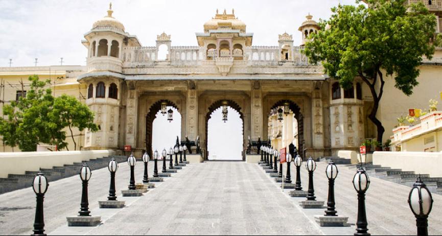 City Palace Udaipur, Rajasthan India