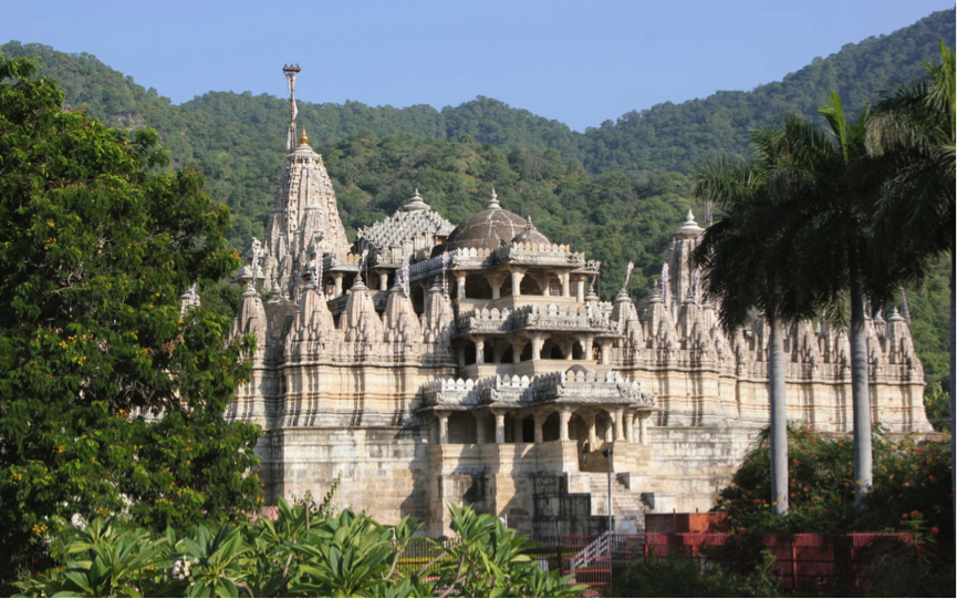 Chaumukha temple