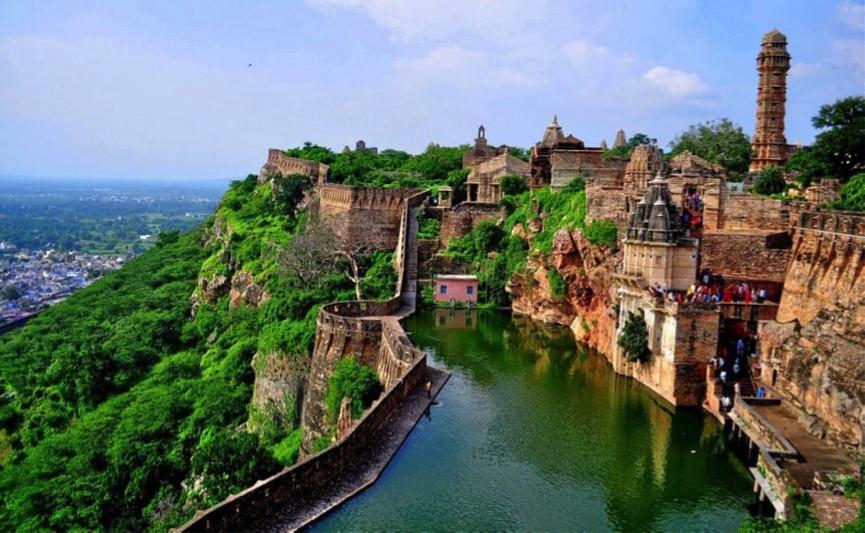 Chittauggaar Fort Rajasthan India