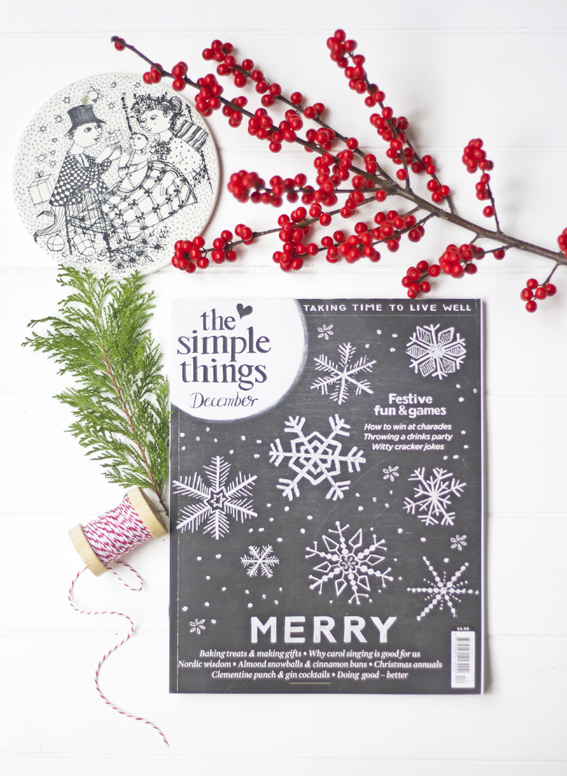 the simple things magazine december 2015