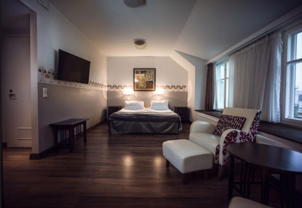 Art Nouveau Double Room - Hotel Arthur
