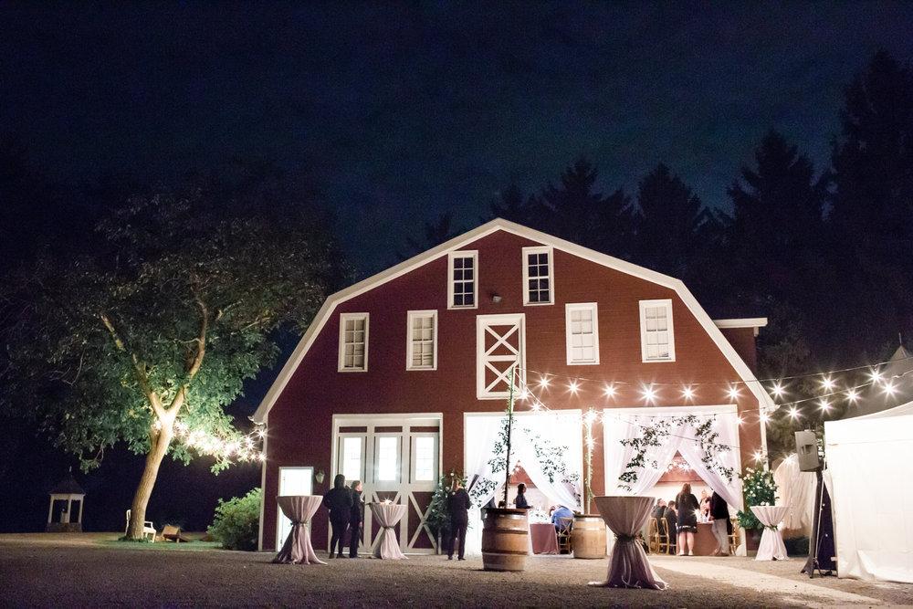 Cherry Avenue Farms, Vineland Niagara Wedding