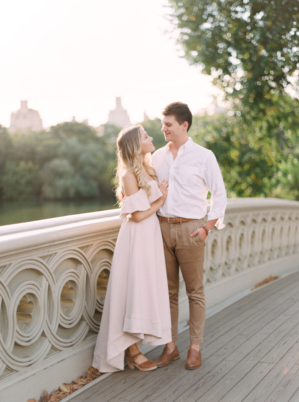 Central Park, NYC couple Session