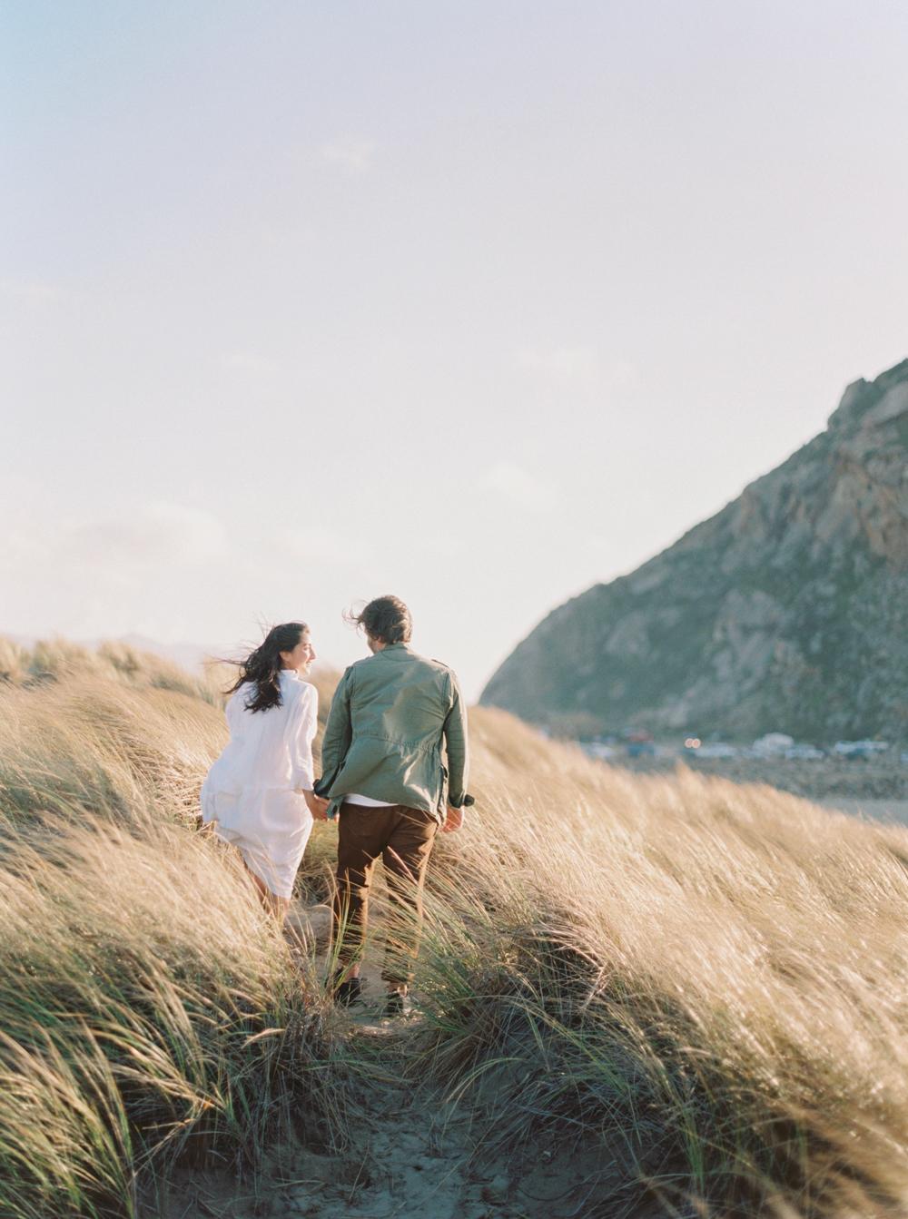 Big Sur  Wedding on Film Photography