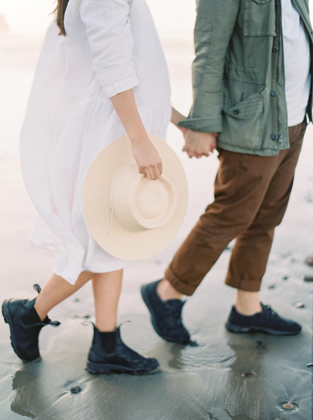 Big Sur Couples Session on Film