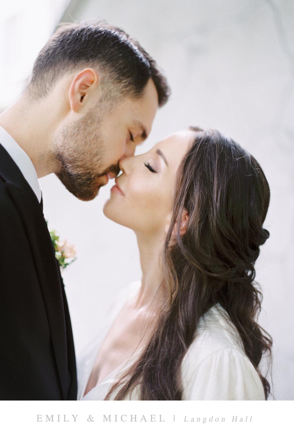 Niagara Wedding Photographer Fine Art Film Photographer Toronto