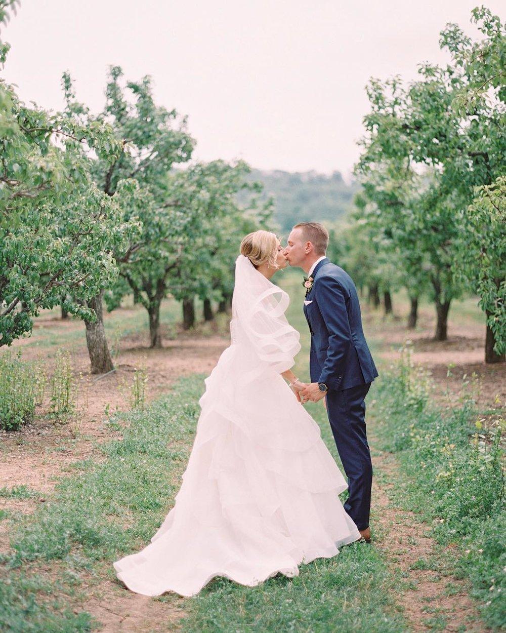 Cherry Avenue Farms Wedding