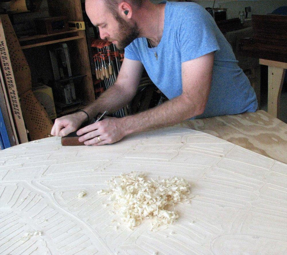 Building a soundboard