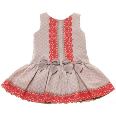 Dolce Petit dress available at Ninos Y Ninas UK. Delivers to U.S.