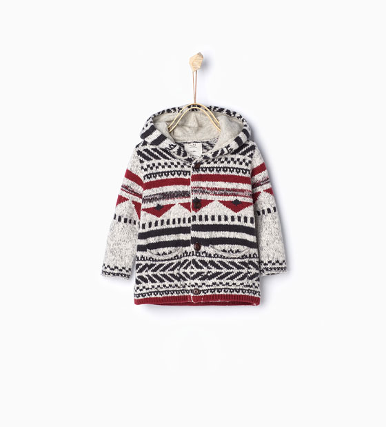 Zara Hooded Sweater