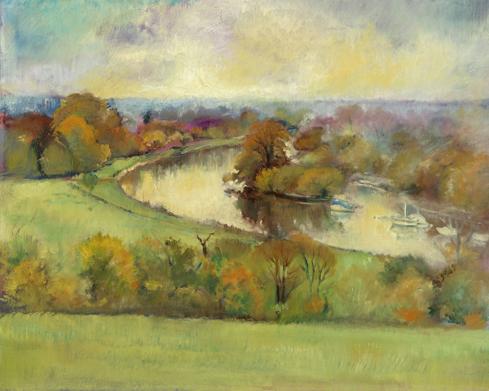 Turner View, Richmond hill.