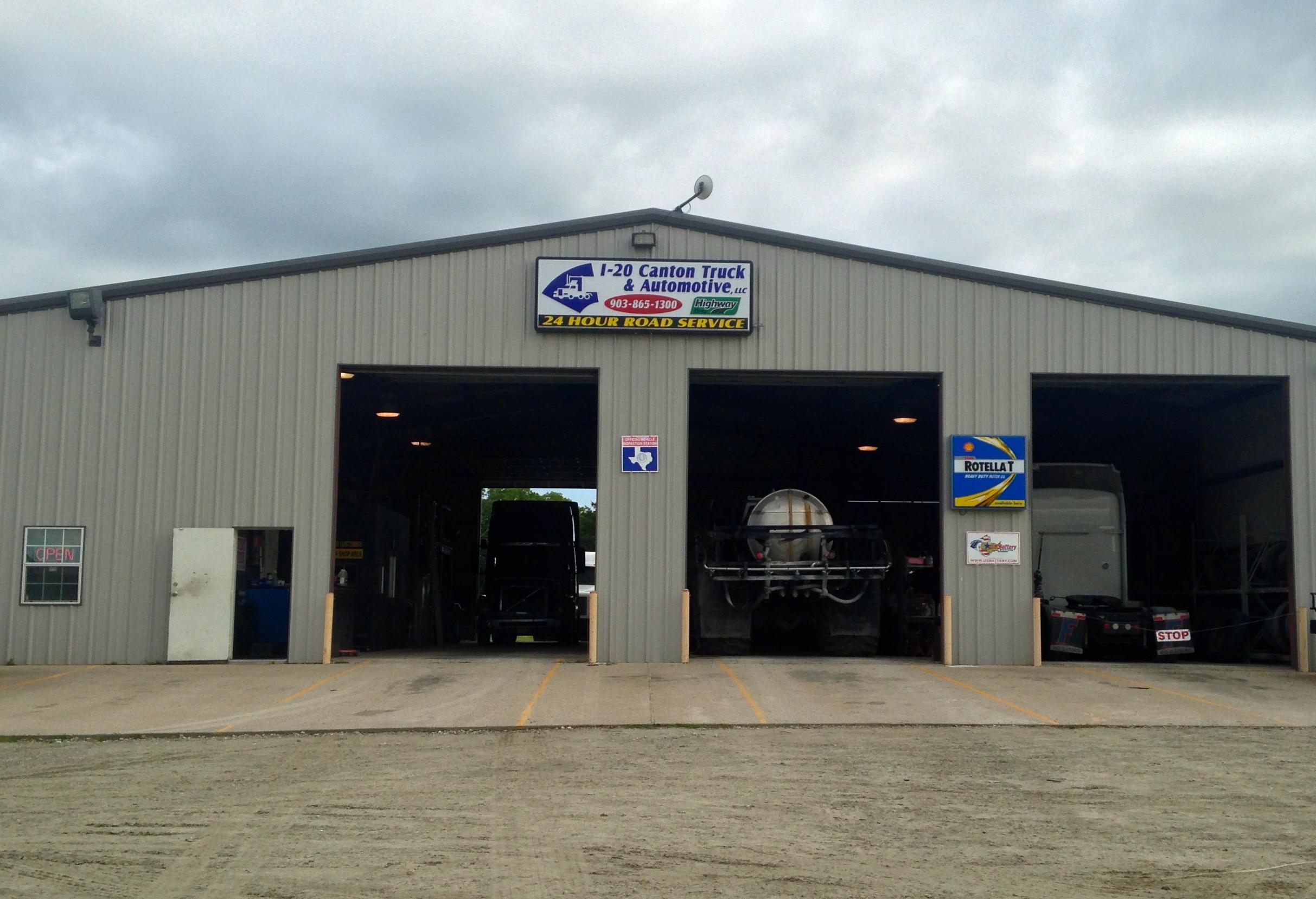I 20 Canton Truck Automotive
